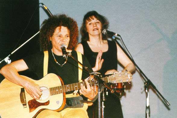 2000 04 08 - Gérard Thomas et Catherine Fontaine