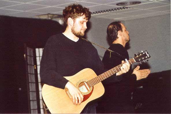 2002 04 27 - Lobo et Mie et Maurice Olls