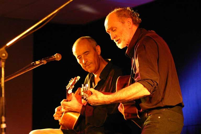 2005 10 08 - Michael Marche et François Budet