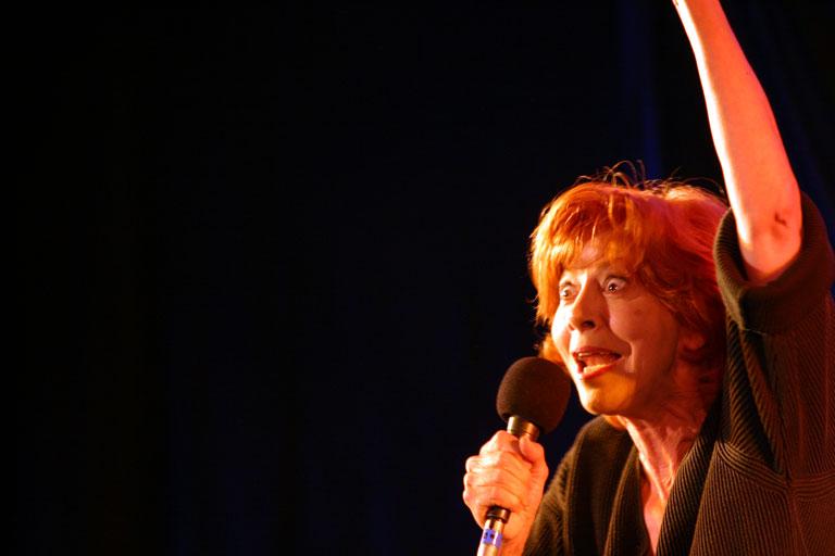 2010 10 02 - Les Rim'Ailleurs et Annick Roux